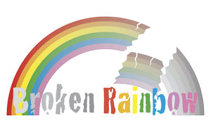 Broken Rainbow logo